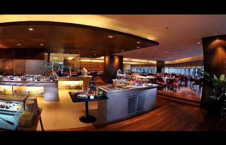 Riverside Majestic Hotel Kuching - Restaurant - 9