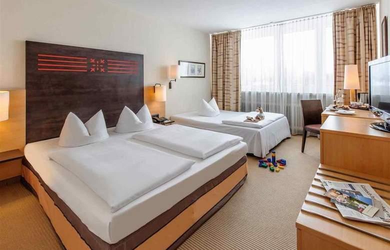 Mercure Garmisch-Partenkirchen - Hotel - 56