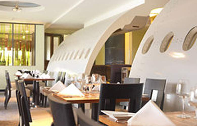 Cork International Airport Hotel - Restaurant - 10