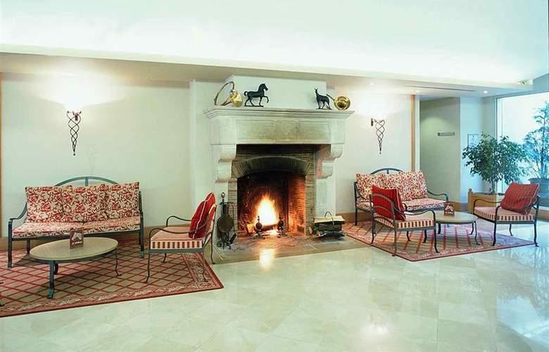 Mercure Royal Fontainebleau - Hotel - 34