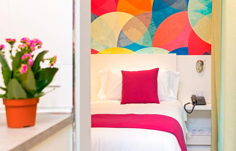 Aparthotel Blume Cruz - Room - 5