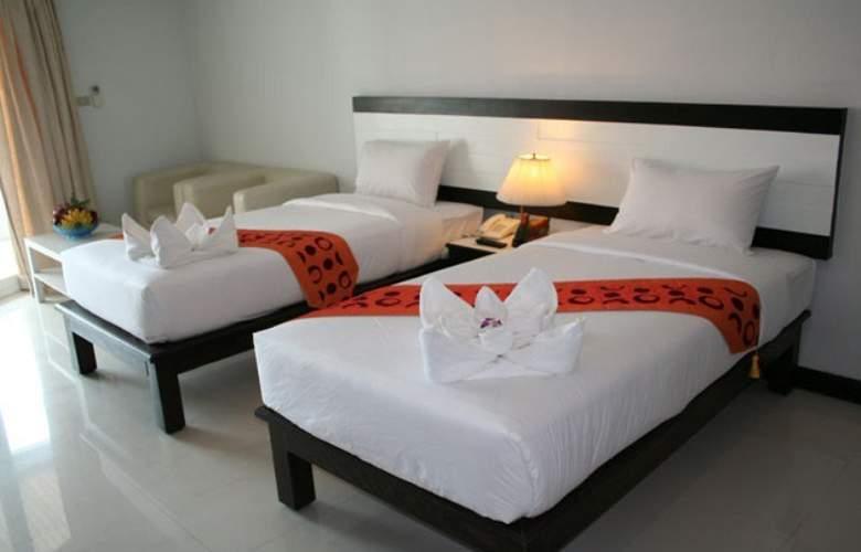 Jomtien Plaza Residence Pattaya - Room - 4