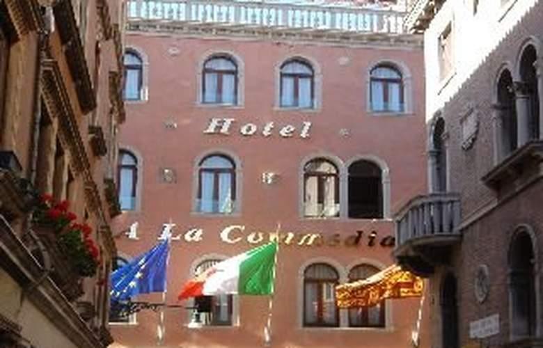 A La Commedia - Hotel - 0