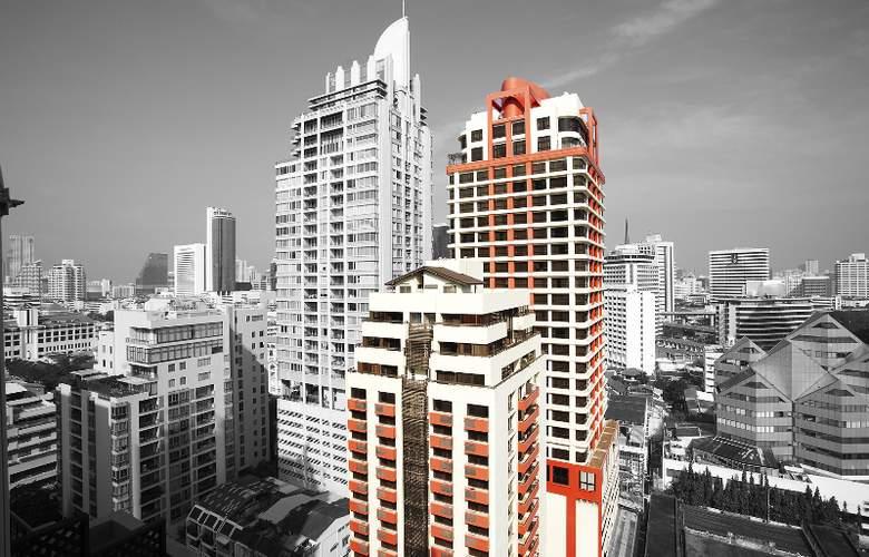 Bandara Suite Silom - Hotel - 12