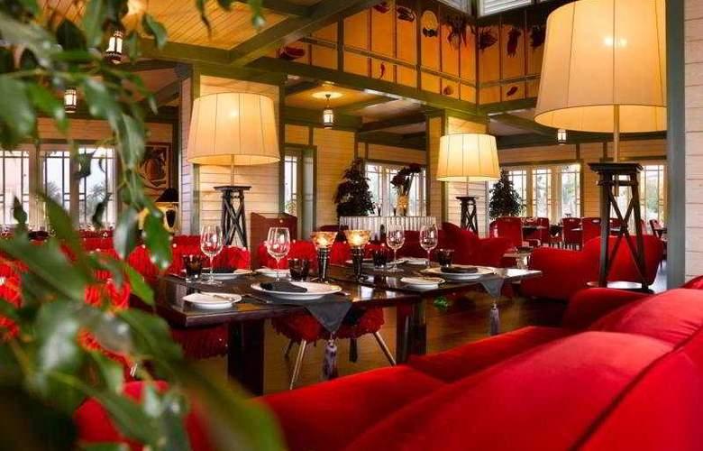 Pavillon du Golf - Restaurant - 5