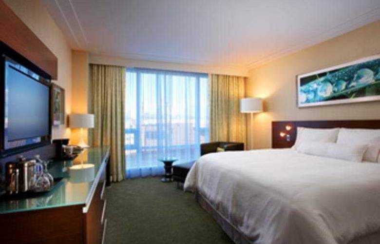 The Westin Wall Centre Vancouver Airport - Room - 3