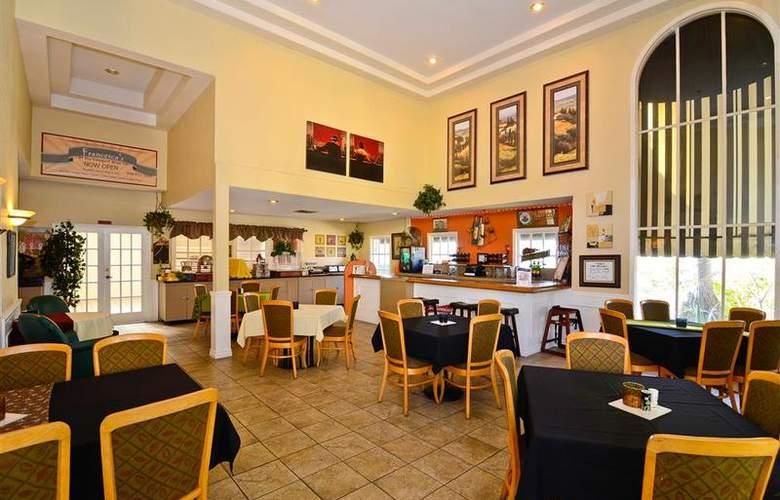 Best Western Newport Mesa Hotel - Restaurant - 133