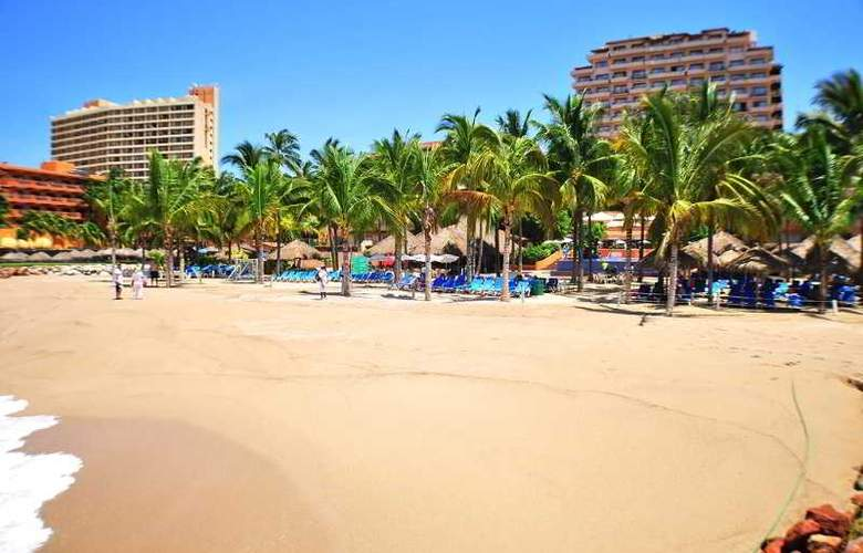 Friendly Vallarta Beach Resort & Spa - Beach - 12