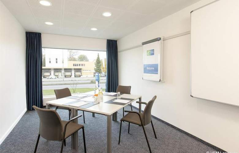 Holiday Inn Express Zurich Airport - Conference - 4