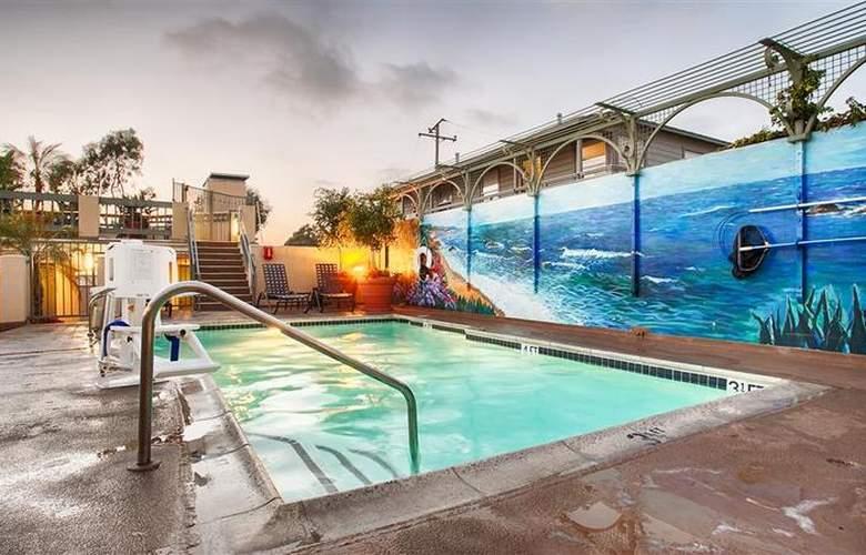 Best Western Plus Laguna Brisas Spa Hotel - Pool - 46