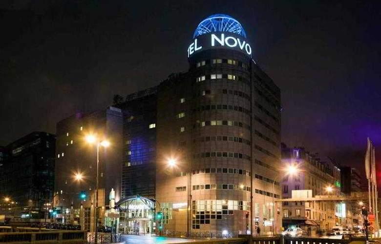 Novotel Paris 14 Porte D'Orleans - Hotel - 12