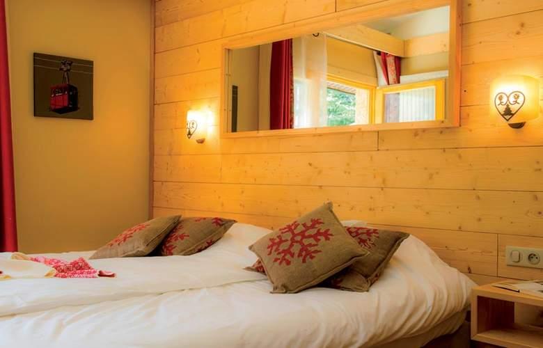 Les Alpes d'Azur - Hotel - 9