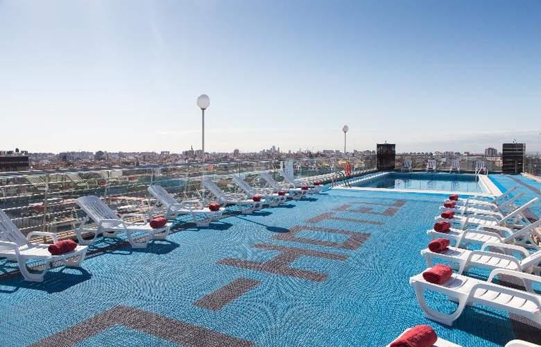 Expo Valencia - Pool - 29