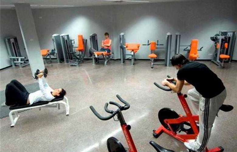 Ágora Residencia Universitaria Internacional - Sport - 10
