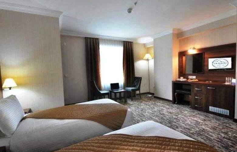 Rhisos Hotel Bostanci - Room - 3