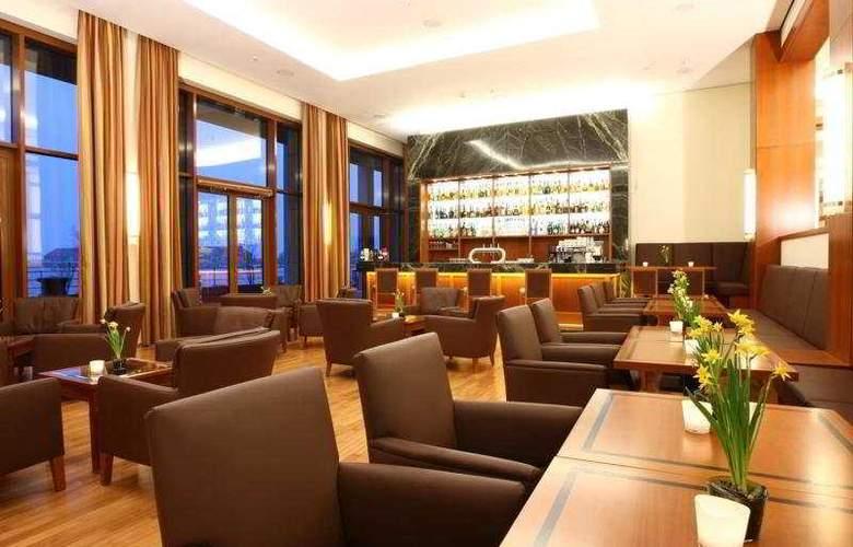 Atlantic Hotel Wilhelmshaven - Bar - 5