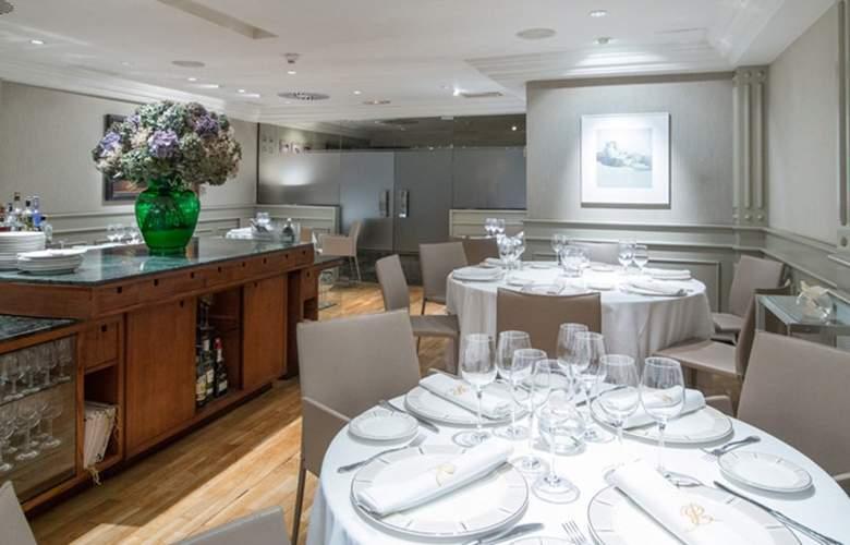Sercotel Europa Pamplona - Restaurant - 12
