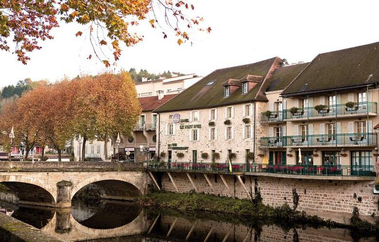 Best Western Hotel Le Pont D'or - Hotel - 0
