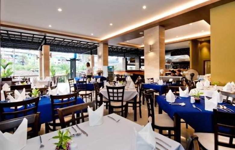 Blue Sky Patong Hotel - Restaurant - 3
