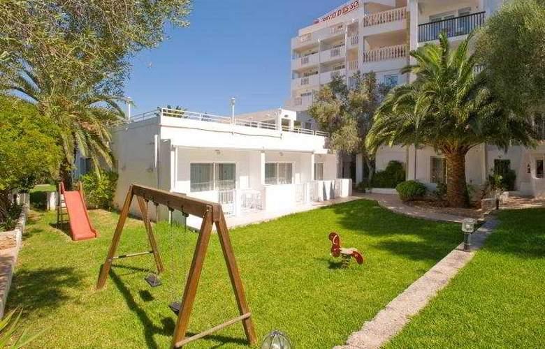 Aparthotel Reco des Sol Ibiza - Sport - 11