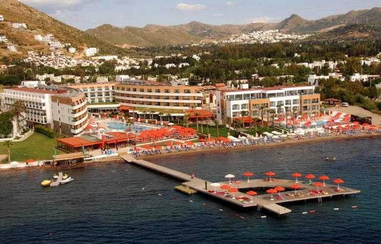 Yelken Spa Hotel - Beach - 10