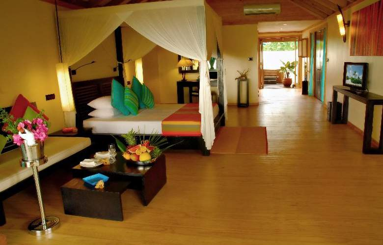 Herathera Island Resort - Room - 9