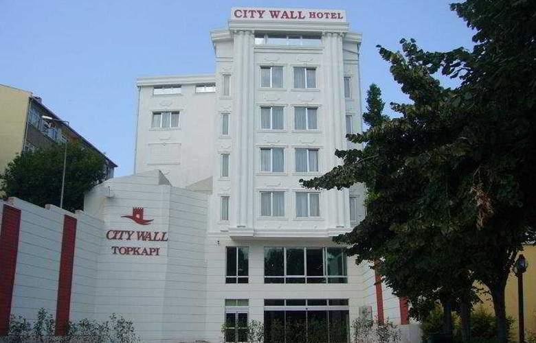 City Wall - Hotel - 0