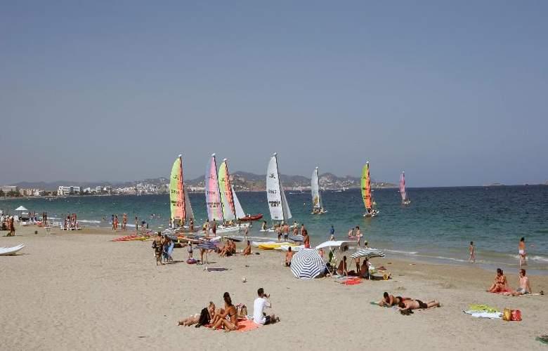 Grand Palladium Palace Ibiza Resort & Spa - Beach - 23