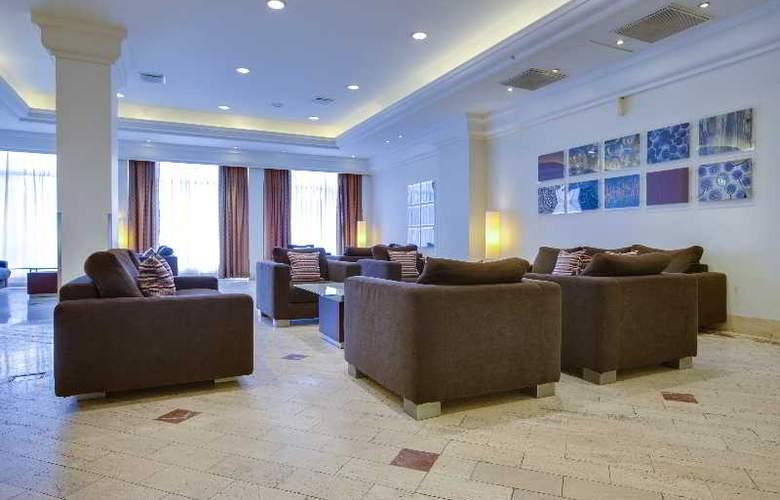 Quality Airport Hotel Dan - General - 6