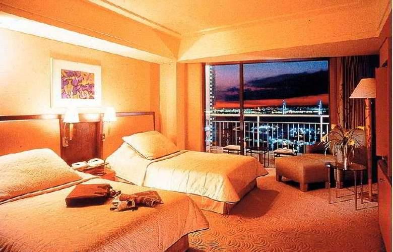 Pan Pacific Yokohama Bay Hotel Tokyu - Hotel - 4