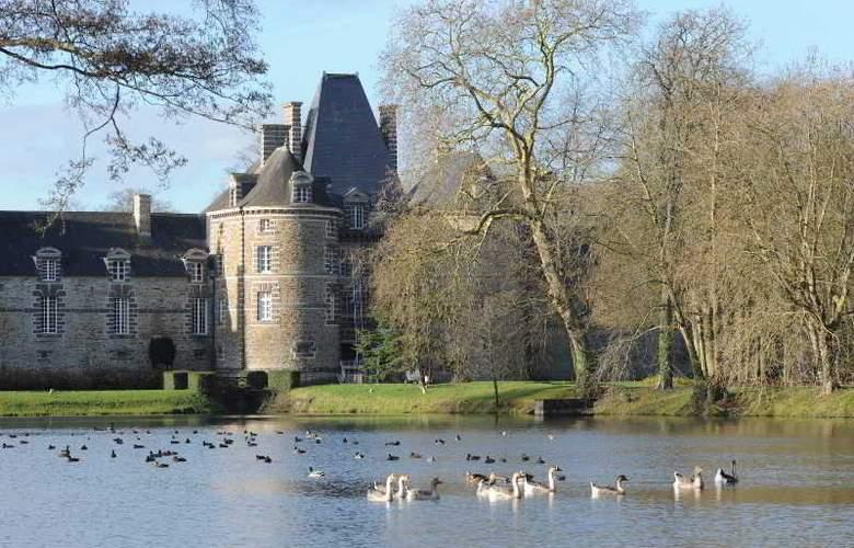 Le Chateau de Canisy - Hotel - 0