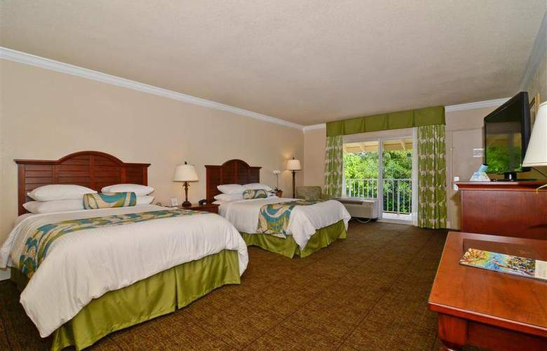 Best Western Key Ambassador Resort Inn - Room - 86