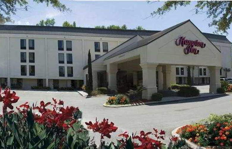 Hampton Inn Gainesville - Hotel - 0