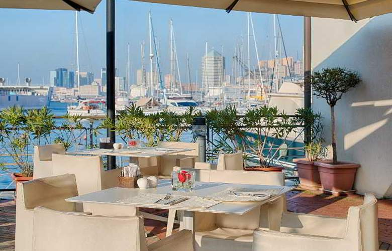 NH Collection Genova Marina - Terrace - 17