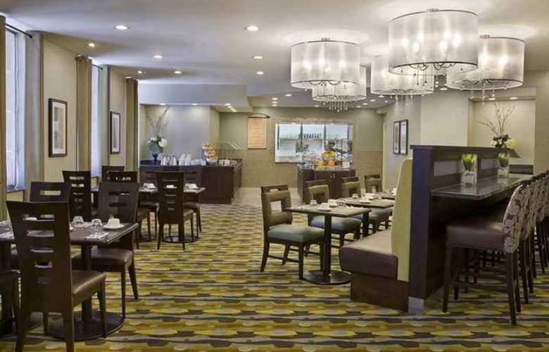 Hilton Garden Inn Toronto/City Centre - Hotel - 12