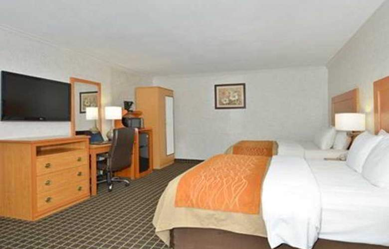 Comfort Inn Near Old Town Pasadena - Room - 10