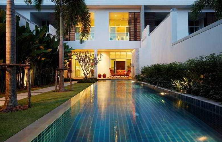 Two Villas Holiday Oxygen Style Nai Harn Beach - Pool - 3