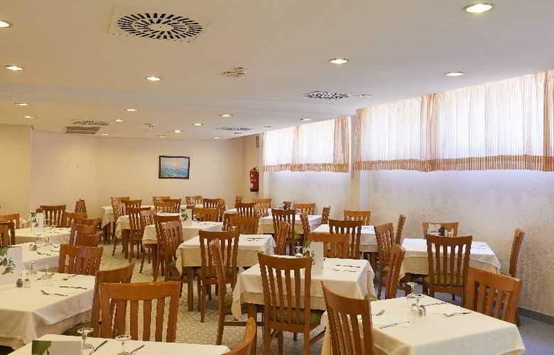 Blue Sea Mediodía - Restaurant - 8