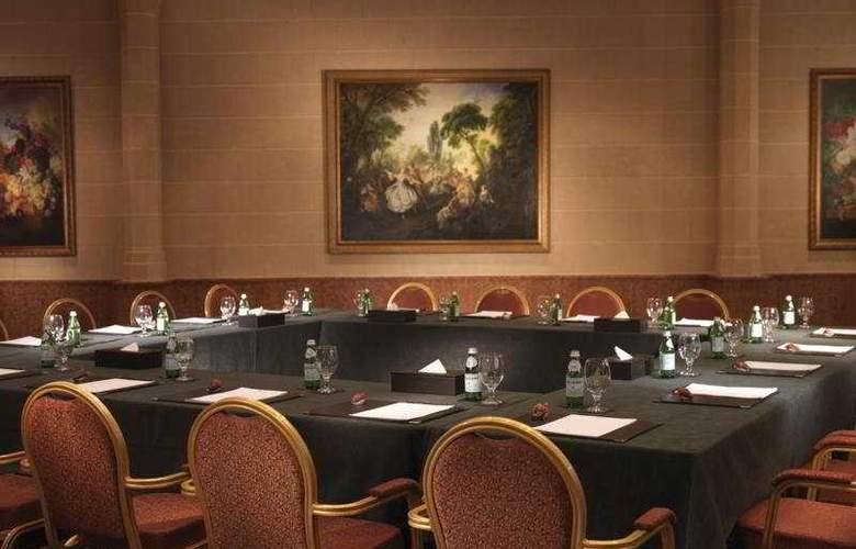 Jordan Valley Marriott Resort & Spa - Conference - 8