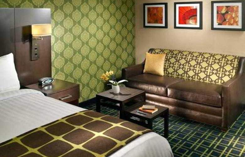 Fairfield Inn & Suites Washington, DC/Downtown - Hotel - 9