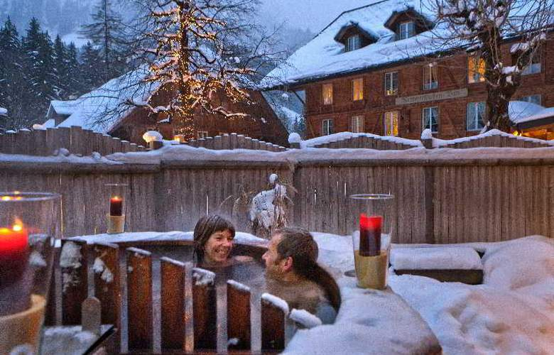 Kemmeriboden-Bad Swiss Quality Hotel - Sport - 8