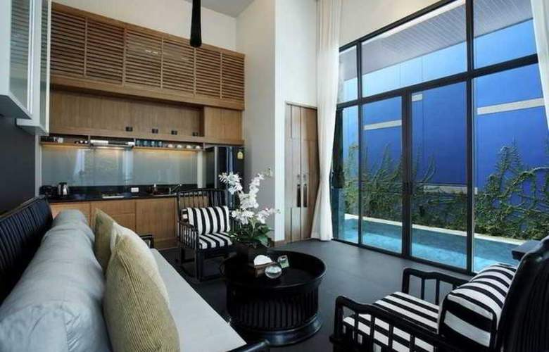 Two Villas Holiday Wings Phuket Villa, Layan Beach - Room - 12