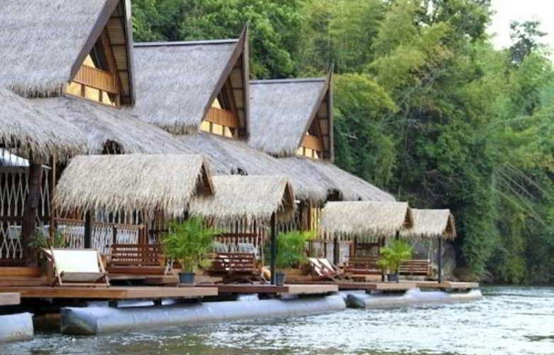 The Float House River Kwai - Hotel - 0