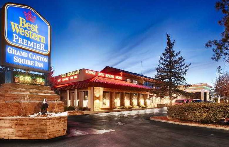 Best Western Premier Grand Canyon Squire Inn - Hotel - 3