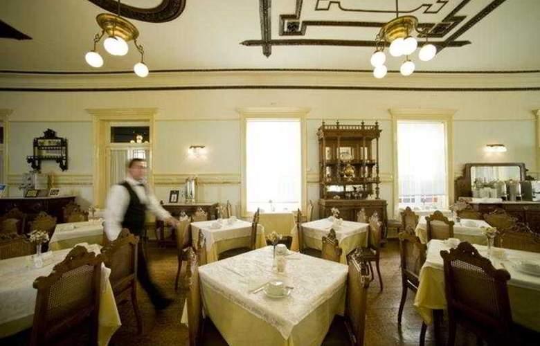 Grande Hotel de Paris - Restaurant - 8