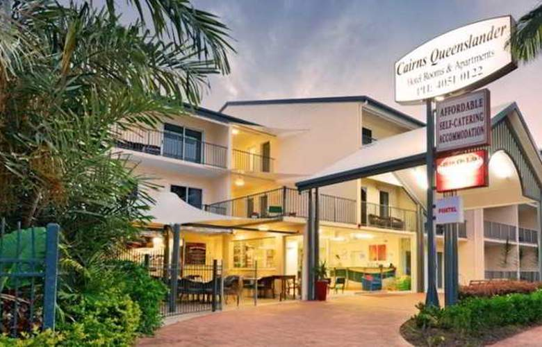 Cairns Queenslander Apartments - Hotel - 1