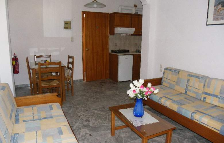 Filoxenia Apartments - Room - 8