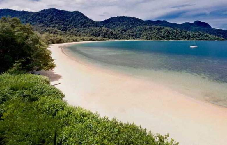 The Andaman, a Luxury Collection Resort, Langkawi - Beach - 43