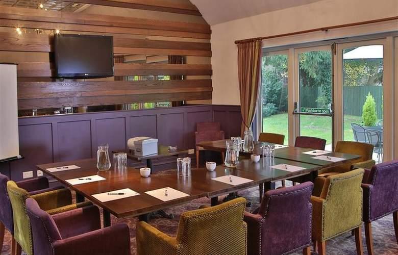 Best Western Henley Hotel - Sport - 143