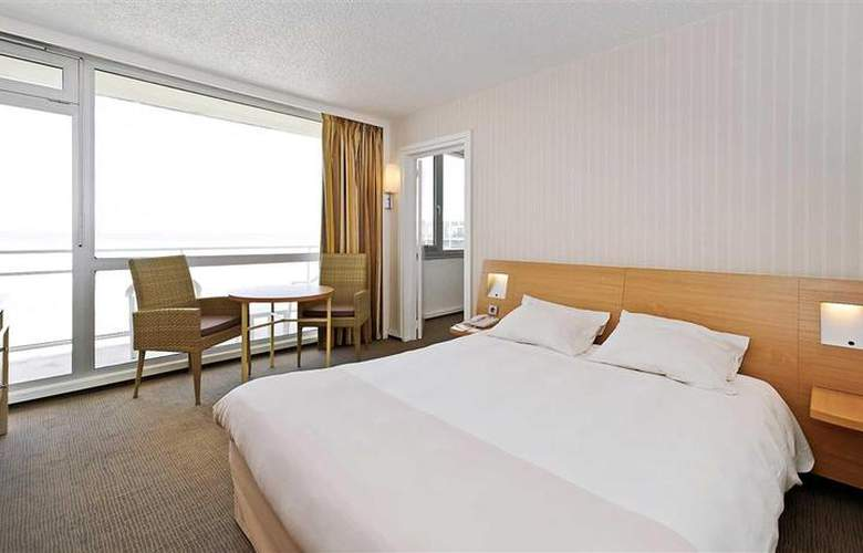 Novotel Thalassa Le Touquet - Room - 38